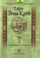 EBook : Tafsir Ibnu Katsir Juz 1 – 18
